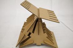 Binary Modular Cardboard Chair on RISD Portfolios Cardboard Chair, Chair Design