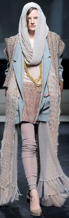 Missoni Fall-Winter Ready-to-Wear