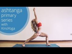 Ashtanga Primary Series Yoga Class Preview with KinoYoga - YouTube
