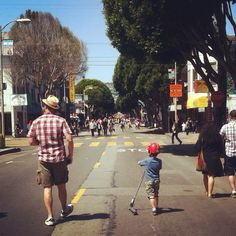 Heading in... #sundaystreets #mission #sanfrancisco