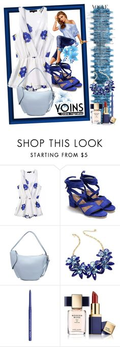 """""""Yoins-11 (101)"""" by irinavsl ❤ liked on Polyvore featuring Kate Spade, NYX, Estée Lauder, yoins, yoinscollection and loveyoins"""