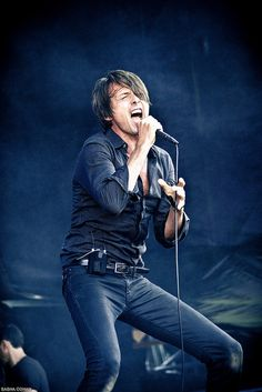 Brett Anderson - Suede - wowser