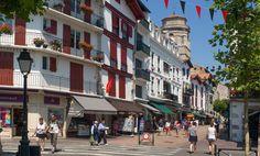 Rue Gambetta, Saint Jean de Luz