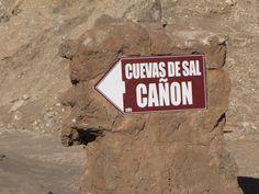 CAÑON CUEVAS DE SAL