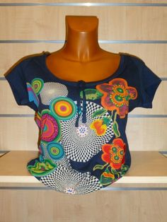 Tee shirt Dorado 51T25H3 Desigual