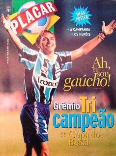 Grêmio, campeão da Copa do Brasil 1997!