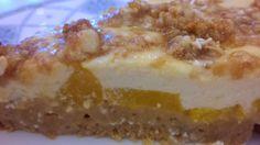 Pullantuoksuinen koti: Valkosuklainen Persikkarahkapiirakka hurmaa karame... Delicious White chocolate-Peach pie..
