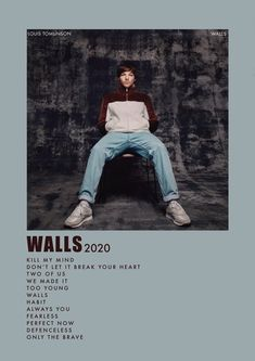Seen a ton of requests for Walls too. One Direction is back from the ded. One Direction Albums, One Direction Posters, Minimalist Music, Minimalist Poster, Bedroom Wall Collage, Photo Wall Collage, Picture Wall, Room Posters, Poster Wall