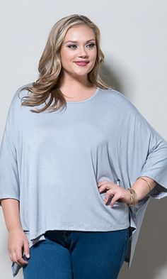 07f2973a43a Christina Dolman Top  39.90 by SWAK Designs  swakdesigns  PlusSize  Curvy  Dolman Top
