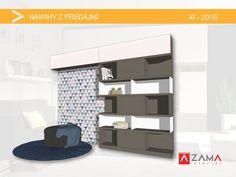 Custom Furniture, Furniture Ideas, Loft, Kids Rugs, Living Room, Bed, Home Decor, Stream Bed, Room Decor