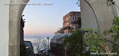 One of the ancient doorways of Sorrento: Marina Piccola