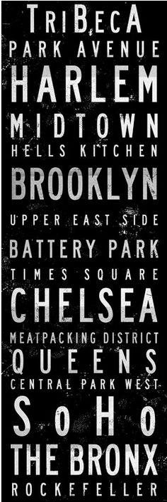 NYC plate