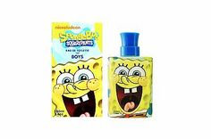 SpongeBob Squarepants for Boys 3.4oz/100ml Eau De Toilette EDT Spray Cologne NIB