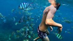 Снорклинг на Самуи, Таиланд | Snorkelling in Koh Samuii, Thailand