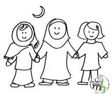 The muslim community during Ramadan