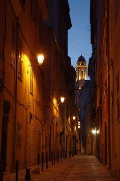 Corse / France / Bastia