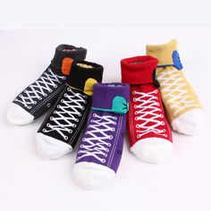 Choice Color ! My 2nd Shoes Socks Sneakers & Monsters 2Way Design Socks  BE #ggorangnae #Casual