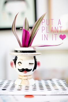 ROUND UP :: PUT A PLANT IN IT - coco+kelley