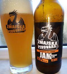 Zmajska Pivovara Jam Session IPA Session IPA ABV: 45%  #zmajskapivovara #jamsessionipa #sessionipa #croatia #beeraday #craftbeer  #craftbeerporn #beerporn #beergeek #beers #beer #beerstagram #instabeer #beerlover #beer #pivo #bier #cerveza #øl #birra