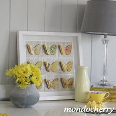 light grey and yellow bedrooms | small bite of mondocherry: through the door - grey and yellow...