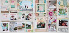 Megan Klauer Design: Let's Get this Summer Started :: Crate Paper Project Life