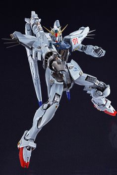 METALBUILD 1/100 GUNDAM F91: Just ADDED No.5 NEW Big Size Official Images, Info http://www.gunjap.net/site/?p=312203