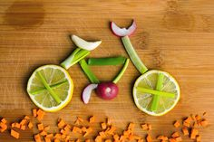 Double healthy food