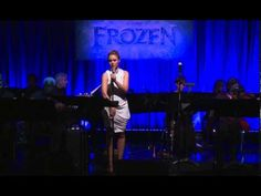 Do you want to build a snowman- Kristen Bell live ALL PARTS of Anna
