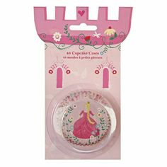 Pink I'm a Princess Cupcake Liner - Set of 48 by Meri Meri on zulily Princess Party Cupcakes, Princess Party Supplies, Princess Theme Party, Im A Princess, Prince And Princess, Cupcake Cases, Cupcake Liners, My Little Girl, My Baby Girl