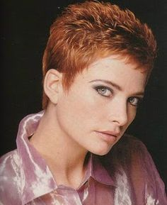 spiked pixie haircuts for women over 60 | Cute Short Hair Cut Styles