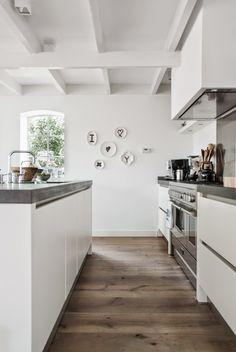 Danielle de Lange - the style files home // My Little Home Blog