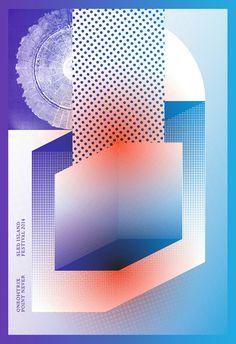 gabriel jasmin - typo/graphic posters Pins a partir de typographicposters.com
