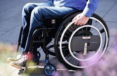 WheelDrive- Ayuda eléctrica para silla de ruedas