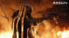 Neo Japan 2202 - Phantom confrontation by johnsonting on DeviantArt