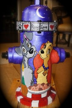 Fire Hydrant Customize