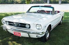 Edgerton man owns rare German-marketed Mustang: Chris Wold of Edgerton is pretty sure he owns one of just a couple of 1966 Mustang T5 GT convertibles ever made.