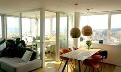 Top moderne 3.5 Zimmer Wohnung in Rorschach zu vermieten.