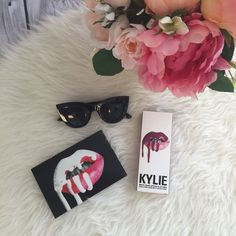 Kylie Lip Kit in Posie K This is my personal favorite of the lip kit colors! Its so pretty! Posie K, brand new, never opened in box Kylie Cosmetics Makeup Lipstick