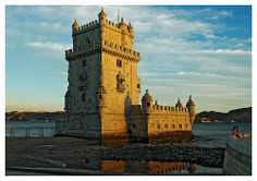 Belem Tower - Lisbon, Portugal by Mario Lapid on Flickr