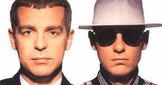 One of my all-time favorite bands is the Pet Shop Boys, an English electronic dance duo consisting of Neil Tennant and Chris Lowe.  Some of the best songs are West End Girls, Suburbia, and It's a Sin.