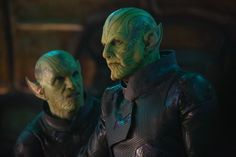 The green bad guys of Captain Marvel, the Skrulls, are some of the biggest villains in the Marvel Comics universe. But how do they measure up in their movie debut, and could they possibly be the next big threat after Thanos in Avengers: Endgame? Marvel Comics, Marvel E Dc, Marvel Comic Universe, Marvel Films, Marvel Cinematic Universe, Marvel Villains, Marvel Storyline, Marvel Images, Comics