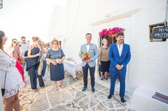 'Folegandros Wedding Panigiri' | lafete