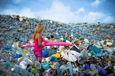 'Marre' de plastique
