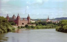 Aschaffenburg, Germany. My Mom was born here, and I WILL visit it one day!