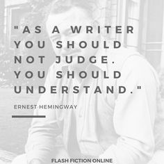 For more writing advice, visit Flashfictiononline.com Or To read more short stories, visit FlashFictionOnline.com
