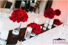 retro wedding black, white, red 30's style BdG Photography - www.beatrice-dg.com CV_252