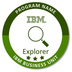 IBM Open Badge Program is recognized, respected and valued globally in the IT industry. Blog Categories, Big Data, Ibm, Foundation, The Unit, Learning, Digital, Badges, Badge