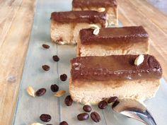 """""""SEMIFREDDO AL CAFFÈ E CARDAMOMO"""" By Blogger Claudia Bonera Do you like it? Pin it please? https://www.facebook.com/Lui.Espresso.Italia"""