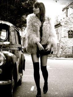 Swinging London: street fashion