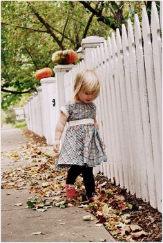 Just a beautiful fall day and that's it and that's all. Little People, Little Ones, Little Girls, Sunday Kind Of Love, Autumn Home, Autumn Girl, Soft Autumn, Cute Photography, Precious Children